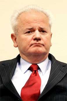 Slobodan Milosevic døde en naturlig død, slår nederlandske myndigheter fast. ((Foto: Bas Czerwinski/ AFP/ Scanpix)