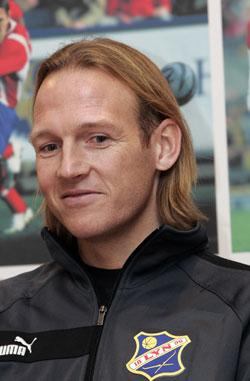 -Vi går for gull, sier Lyns nye sportslige direktør Torgeir Bjarmann. Foto: Scanpix