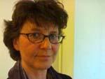 Det går langsomt framover, sier meklingsmann Elisabeth Stenwig. (Foto: NRK)