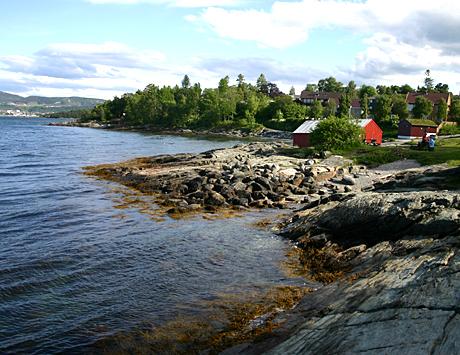 PåskeBalsam rigger seg til i Sponhuset på Lade i Trondheim skjærtorsdag og langfredag. (Foto: Jon-Annar Fordal)