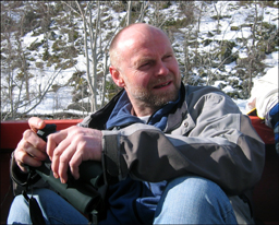 Per Even Opsal (AP) og de andre Nessetpolitikerne gir full støtte til alpinplanene. Foto: Gunnar Sandvik