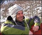 Bård Eliv Oppigard er aktivt med i arbeidet med alpinanlegg. Foto: Gunnar Sandvik