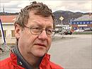 Vegsjef Arne Løvmo