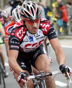 Fabian Cancellara ble den første sveitser siden 1923 som har vunnet Paris - Roubaix. (Foto: AFP/Scanpix)