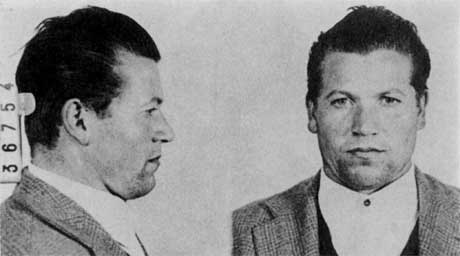 Dette biletet frå 1959 var det siste italiensk politi hadde av Bernardo Provenzano. (Foto: Reuters/Scanpix)