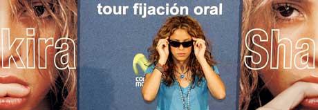Shakira (Foto: AFP/Scanpix)
