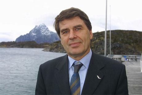 Departementsråd Jørn Krog meiner det russiske overfisket er grov miljøkriminalitet.