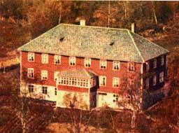 Hafslo gamleheim slik han såg ut på 1940-talet