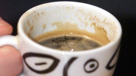 Vi nordmenn er kaffeelskere. Foto: Morten Holm, SCANPIX