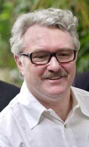 Jon Hanssen-Bauer er norsk spesialutsending til Sri Lanka. (AP/Scanpix-foto)