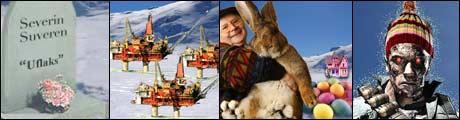 Klikk på lenken under for å se bildene fra årets påske!
