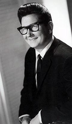 Et tidlig promotionbilde av Roy Orbison fra plateselskapet Monument Records. Foto: Royorbison.com.