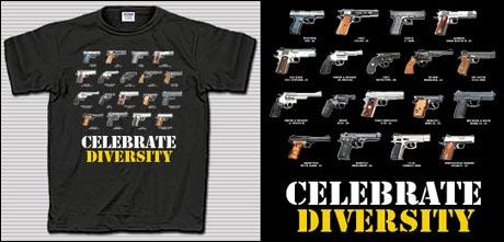 """Uinnskrenket rett til å eie egne våpen: """"Bevar mangfoldet""""."""