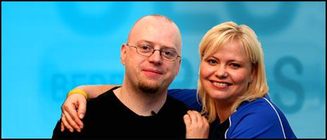 Våre helter; Jan Åge og Jeanette. Foto: Tor Risberg og Sveinung Stoveland