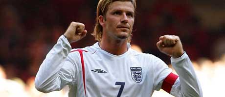 David Beckham (Foto: AFP / SCANPIX)