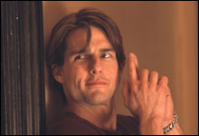 "Tom Cruise i filmen ""Vanilla Sky"" (Foto: UIP)"