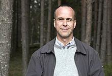 Fugleentusiast og medlem av Norsk ornitologisk forening, Helge Kvam. Foto: Steffen Laursen