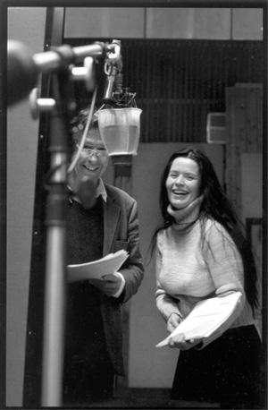 FRUEN FRA HAVET: Bjørn Skagestad og Gørild Mauseth som doktor Wangel og Ellida (Foto: Lars Eivind Bones)