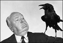 Uten navle: Filmregissøren Hitchcock