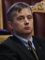 Justisminister Knut Storberget (Ap) vi ha utvida nordisk samarbeid mot barneporno.