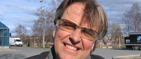 Sven-Erik Magnusson. Foto:Erik Forfod/NRK