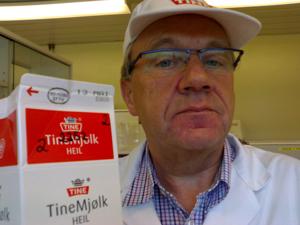 Ingmar Vik-Mo. Foto: Gunnar Sandvik