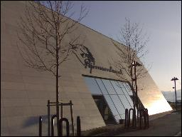 Bjørnsonhuset blir arena for Molde Open 2006 og NM i 2008. Foto: Gunnar Sandvik