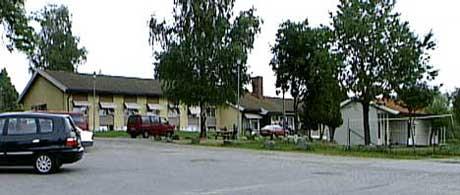Hobøl asylmottak. Foto: NRK