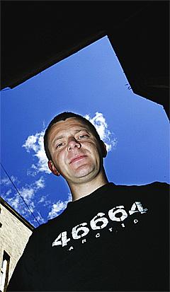 <b>Tommy tykker om Toska:</b> «NOKAS - the mikstape» kommer ut om et par uker. Foto: Scanpix.