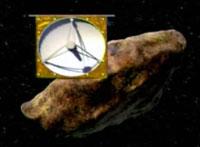 Bergverksdrift på asteroider har ingen lov.