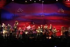 Med sitt store band gjorde Springsteen store vandringer i amerikansk musikkhistorie. (Foto: Scanpix)