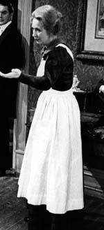 """Riks-diva Wenche Foss deltar i Standpunkt for å markere 100-årsdagen for Ibsens død. Her som Gina Ekdal i en filminnspilling av """"Vildanden"""" i 1963. (Foto: Scanpix)"""