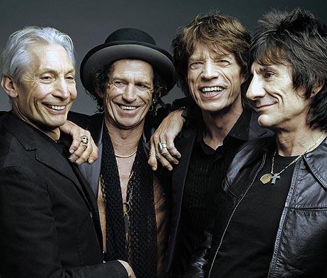 The Rolling Stones-turnéen kan bli avlyst fullt og helt, hevder den franske nasjonal radioen. Foto: Handout / Scanpix.