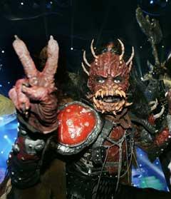 Lordi (Foto: Sara Johannessen / SCANPIX)