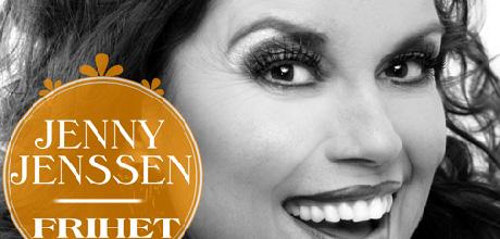 Jenny Jenssen med ny plate