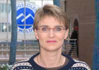 Berit Irene Helgheim. Foto: Høgskolen i Molde