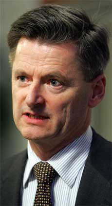 Johan Fr. Odfjell blir ikke styreleder i Statoil. (Arkivfoto: Knut Falch/ Scanpix)