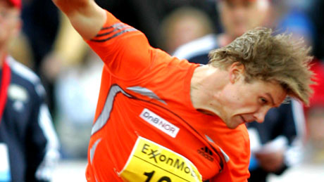 Andreas Thorkildsen. (Foto: REUTERS/ SCANPIX)