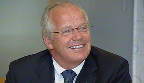 Tom Nysted, konsernsjef Agder Energi (foto: Jan Jørg Tomstad)