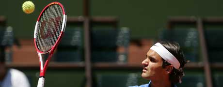 Roger Federer (Foto: REUTERS / SCANPIX)