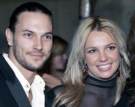 Britney Spears beskriver ekteskapet med Kevin Federline som «fantastisk». Foto: AP Photo / Scanpix.