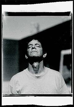 Lou Reed besøker Norwegian Wood lørdag, og signerer bøker på Tronsmo på dagen. Foto: Hand Out