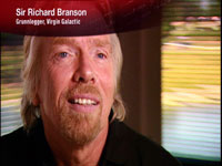 Sir Richard Branson, Virgin Galactic.