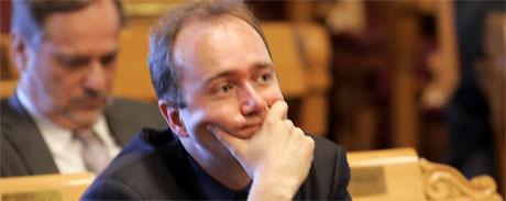 Kulturministeren Trond Giske sin far vil rive kulturminne. Foto: Scanpix
