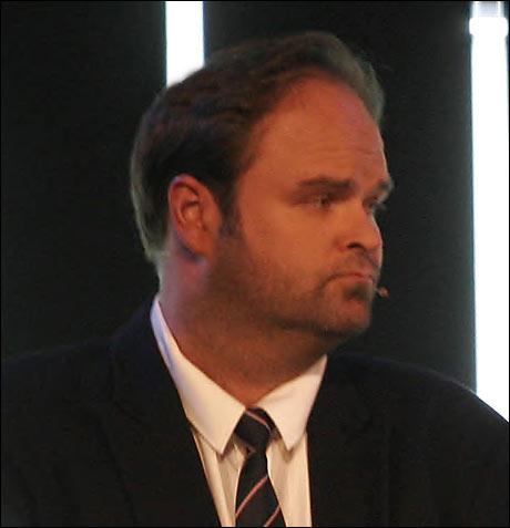 Trives godt uten hals: Atle Antonsen. (Foto: Scanpix)