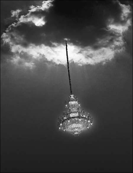 """""""The light of the heavens is the light that shines on all below."""" av Scott Mutter"""