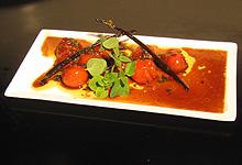 Syltede tomater med oregano. Foto: Tron Soot-Ryen, NRK