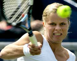 Kim Clijsters, Belgia. (AP/ SCANPIX)