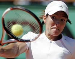Justine Henin-Hardenne, Belgia. (Foto: AP/ SCANPIX)