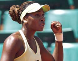 Venus Williams, USA. (Foto: AFP/ SCANPIX)